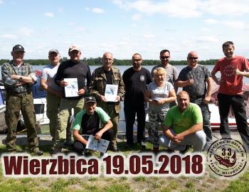 2018.05.19 Towarzyskie zawody spinningowe
