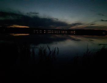 Dzienno-nocne zawody spławikowo-gruntowe.