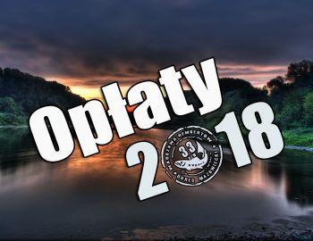 Wysokość składek i ulg oraz Zasady Wędkowania OM PZW w 2018 roku.