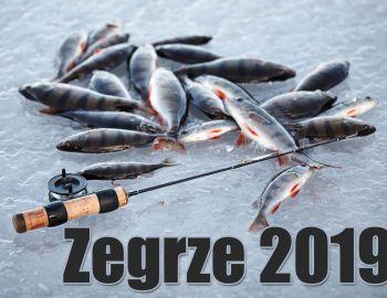 Towarzyskie zawody podlodowe – Zegrze 2019