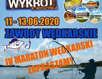 Komunikat 1 - IV Maraton Wędkarski - Wykrot