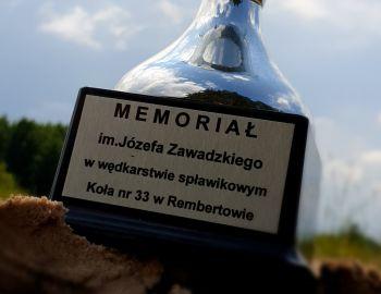 IV Memoriał Wędkarski imienia Józefa Zawadzkiego